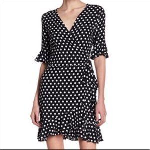 Eloide Wrap Dress